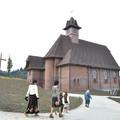 Obejrzyj galerię: Kościół pw. Jana Pawła II w Podsarniu