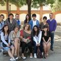 Obejrzyj galerię: Uczniowie z liceum STO w Hiszpanii