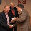 Obejrzyj galerię: Czesław Lang podziękował za pomoc w organizacji Tour de Pologne