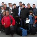 Obejrzyj galerię: Młodzież z Podhala na Tour Holland 2011