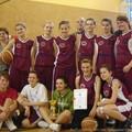 Obejrzyj galerię: Licealiada Ośrodka Sportowego Nowy Targ w koszykówce dziewcząt