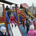 Obejrzyj galerię: Plac zabaw dla przedszkolaków