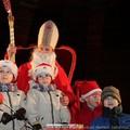Obejrzyj galerię: Na tronie obok Świętego Mikołaja