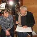 """Obejrzyj galerię: Promocja książki Macieja Pinkwarta w """"Kolibie"""""""