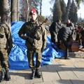 Obejrzyj galerię: Żołnierze radzieccy pochowani na nowotarskim cmentarzu