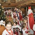 Obejrzyj galerię: Opłatek i spotkanie ze św. Mikołajem