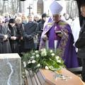Obejrzyj galerię: Ostatnie pożegnanie ks. kanonika Jana Waisa