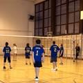 Obejrzyj galerię: Towarzyski mecz siatkówki