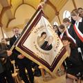 Obejrzyj galerię: Szkoła w Podsarniu otrzymała imię Marii i Lecha Kaczyńskich