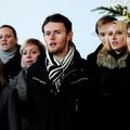 Obejrzyj galerię: Kolędowy koncert chóru z Popradu