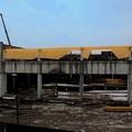 Obejrzyj galerię: Montaż dachu na miejskiej pływalni