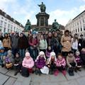 Obejrzyj galerię: Majeranki w Wiedniu