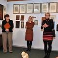 Obejrzyj galerię: Cały w skowronkach - wystawa prac Eugeniusza Rodzika