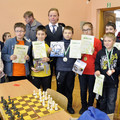 Obejrzyj galerię: XXVIII Otwarte Mistrzostwa Podhala w Szachach