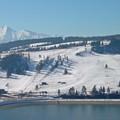 Obejrzyj galerię: Zawody w narciarstwie alpejskim o Puchar Prezesa ZEW Niedzica S.A.