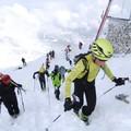 Obejrzyj galerię: Skialpinistyczna uczta w Tatrach - Memoriał Malinowskiego