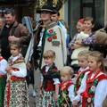 Obejrzyj galerię: III Tatrzański Festiwal Dziecięcych Zespołów Regionalnych - korowód