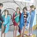 Obejrzyj galerię: Jubileuszowa X Spartakiada Integracyjna Dzieci i Młodzieży - pływanie
