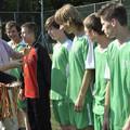 Obejrzyj galerię: Jubileuszowa X Spartakiada Integracyjna Dzieci i Młodzieży - piłka nożna