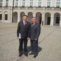 Obejrzyj galerię: Dzień Samorządu Terytorialnego z Prezydentem Komorowskim