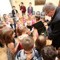 Obejrzyj galerię: Przedszkolaki honorowymi gośćmi