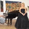 Obejrzyj galerię: Koncert Niny Nowak oraz rubinowy jubileusz dyrektora Miejskiej Biblioteki Publicznej