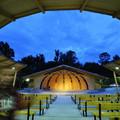 Obejrzyj galerię: Amfiteatr coraz piękniejszy - Przekazanie sprzętu nagłaśniającego i oświetleniowego