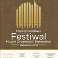 Obejrzyj galerię: Międzynarodowy Festiwal Muzyki Organowej i Kameralnej