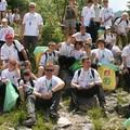 Obejrzyj galerię: 1,5 tony śmieci zniesiono z Tatr