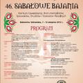 Obejrzyj galerię: Zapraszamy na Festiwal Folkloru Polskiego 46. Sabałowe Bajania