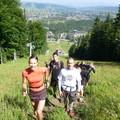 Obejrzyj galerię: Kick-boxserzy trenują w Tatrach