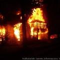 Obejrzyj galerię: Pożar przy ul. Jagiellońskiej