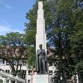 Obejrzyj galerię: Pomnik Orkana na nowym-starym miejscu