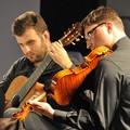 Obejrzyj galerię: Łukasz Kuropaczewski i Royal String Quartet