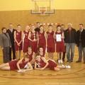 Obejrzyj galerię: Mistrzostwa Powiatu Nowotarskiego w koszykówce dziewcząt