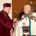 Obejrzyj galerię: Inauguracja z nowym rektorem