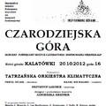 Obejrzyj galerię: Koncert Tatrzańskiej Orkiestry Klimatycznej
