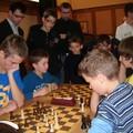 Obejrzyj galerię: Sukces ucznia krościeńskiego gimnazjum na turnieju szachowym w wielickim magistracie