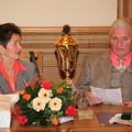 Obejrzyj galerię: Medal 660-lecia dla Józefa Leśniaka
