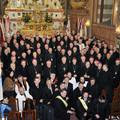Obejrzyj galerię: Polscy biskupi w Ludźmierzu
