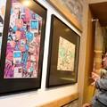 Obejrzyj galerię: Wystawa Blanki Gluzińskiej w cukierni Samanta w Kościelisku