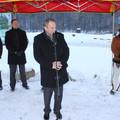 Obejrzyj galerię: Otwarcie drogi Krościenko-Szczawnica po przebudowie