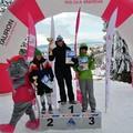 Obejrzyj galerię: Zmagania alpejczyków na polskich stokach rozpoczęte