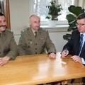 Obejrzyj galerię: Wizyta nowego komendanta KOSG