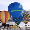 Obejrzyj galerię: Międzynarodowy Festiwal Balonów w Château-d
