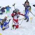 Obejrzyj galerię: Ania Figura, skialpinistka z Zakopanego, Mistrzynią Świata w sprintach!