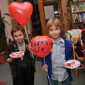 Obejrzyj galerię: Tajemnica Miłości, czyli spotkanie walentynkowe w bibliotece