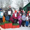 Obejrzyj galerię: Zawody w biegach narciarskich z okazji 167 Rocznicy Powstania Chochołowskiego