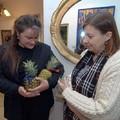 Obejrzyj galerię: Anna Dziubas w Galerii pod Papugami