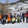 Obejrzyj galerię: Migawki ze stoku narciarskiego Maciejowa Ski